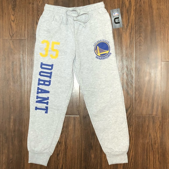 a91459b6d07 Kevin Durant Golden State Warriors Youth Joggers